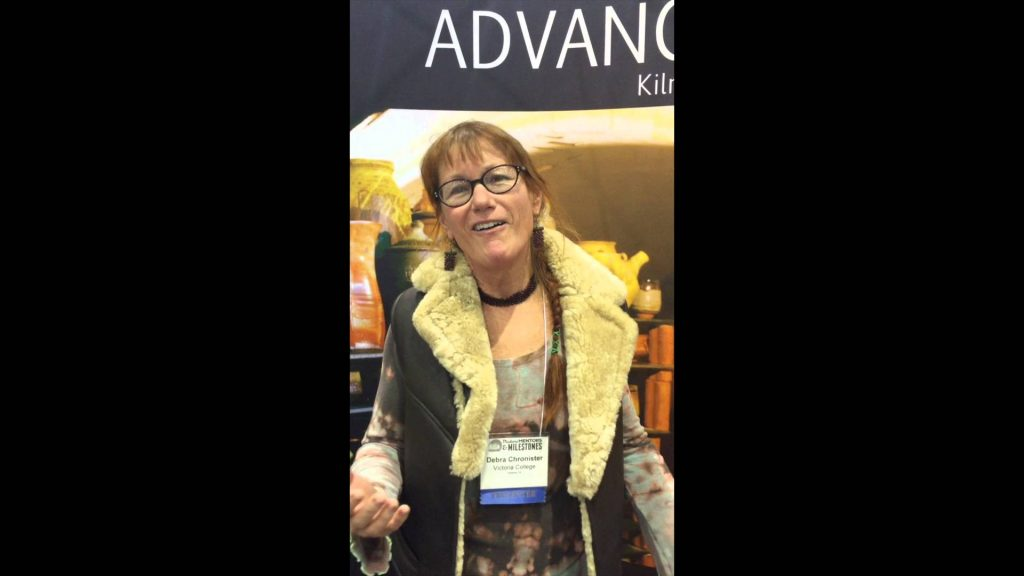 Video discussing Advancer® Kiln Shelves and alleviating back pain.