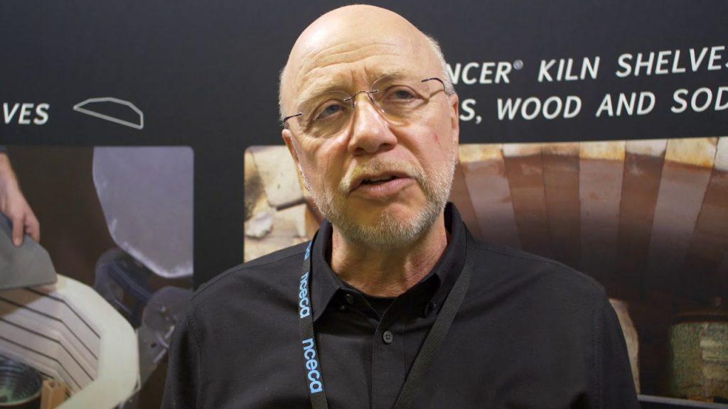 Richard Bresnahan talks about his relationship with kilnshelf.com
